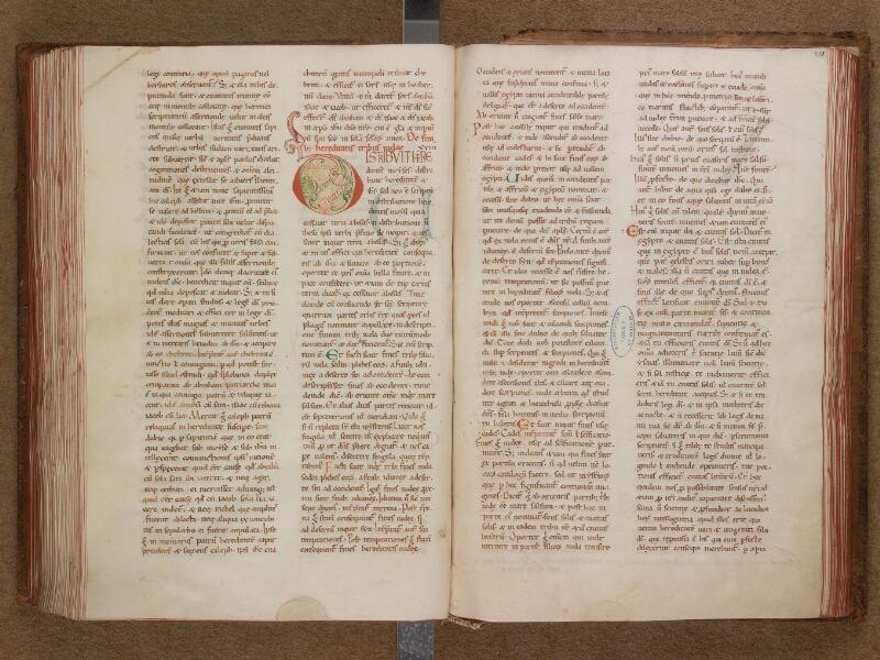 SAINT-OMER, Bibliothèque municipale, 0034, f. 214v - 215
