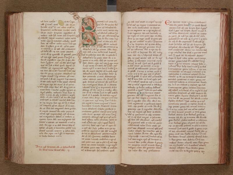 SAINT-OMER, Bibliothèque municipale, 0034, f. 224v - 225