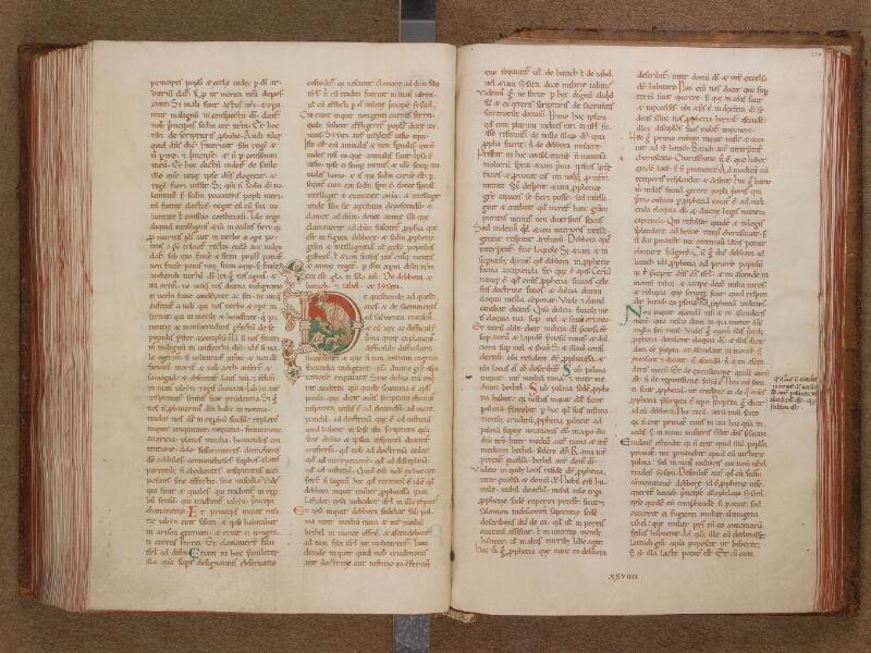 SAINT-OMER, Bibliothèque municipale, 0034, f. 228v - 229