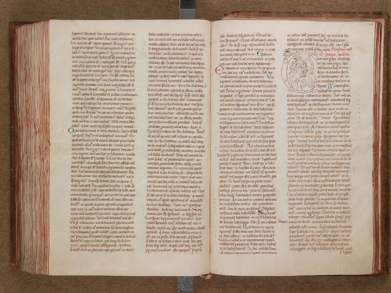 SAINT-OMER, Bibliothèque municipale, 0034, f. 263v - 264