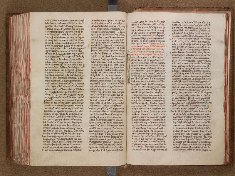 SAINT-OMER, Bibliothèque municipale, 0034, f. 266v - 267
