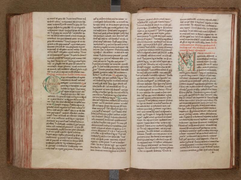 SAINT-OMER, Bibliothèque municipale, 0034, f. 273v - 274