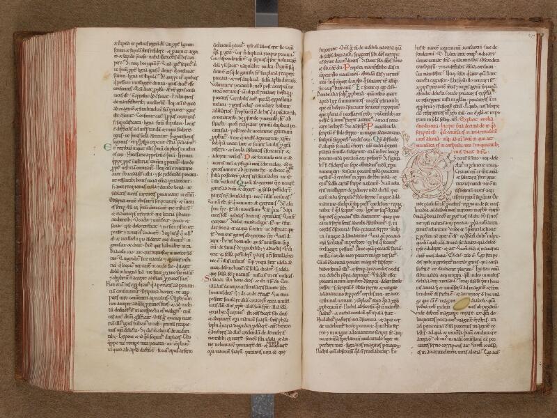 SAINT-OMER, Bibliothèque municipale, 0034, f. 278v - 279