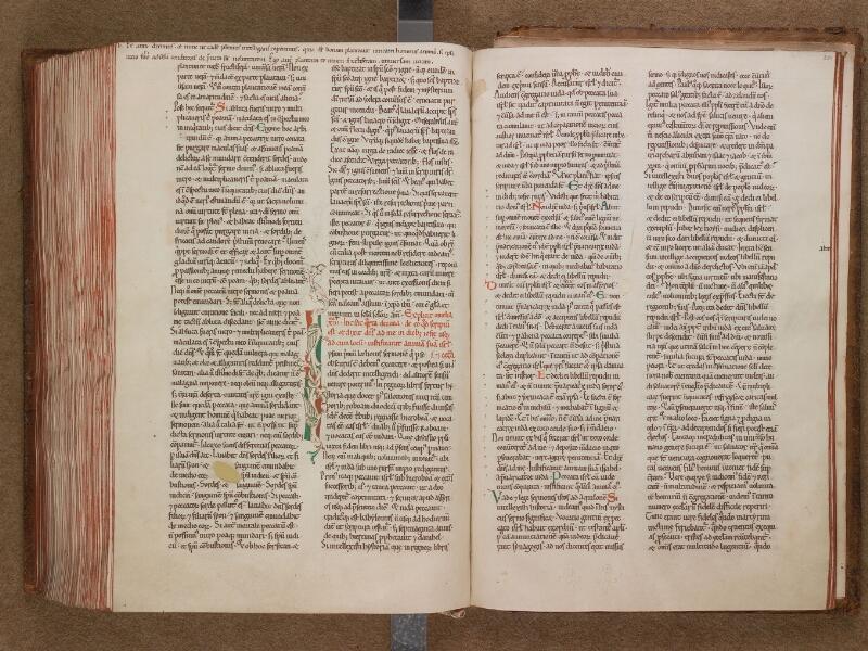 SAINT-OMER, Bibliothèque municipale, 0034, f. 279v - 280