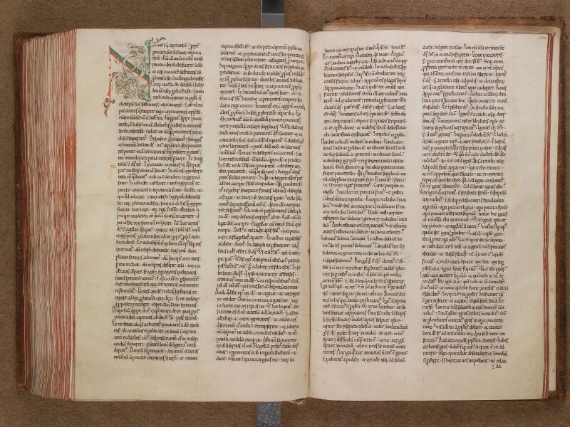 SAINT-OMER, Bibliothèque municipale, 0034, f. 281v - 282