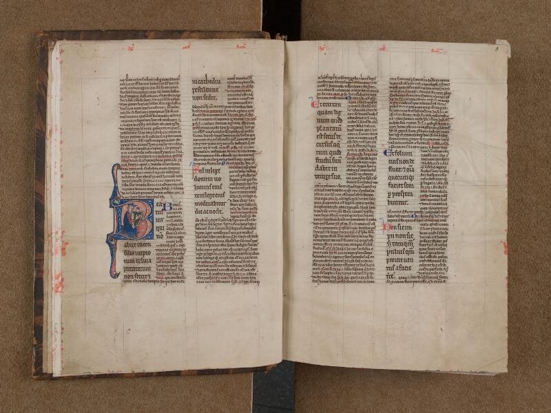 SAINT-OMER, Bibliothèque municipale, 0035, f. 002v - 003