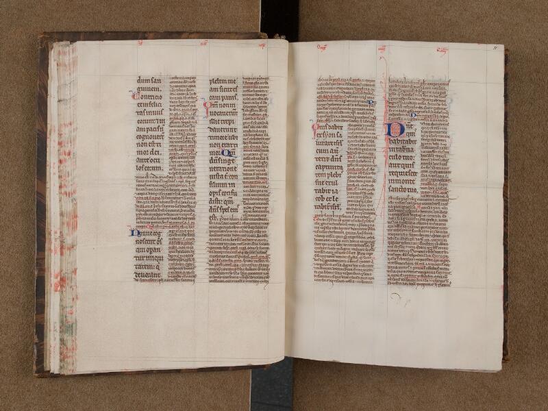 SAINT-OMER, Bibliothèque municipale, 0035, f. 030v - 031