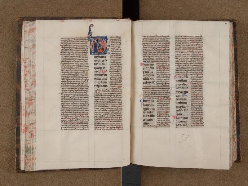SAINT-OMER, Bibliothèque municipale, 0035, f. 060v - 061