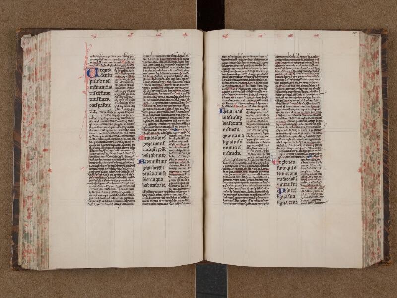 SAINT-OMER, Bibliothèque municipale, 0035, f. 166v - 167