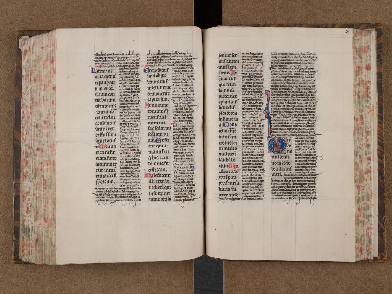 SAINT-OMER, Bibliothèque municipale, 0035, f. 251v - 252