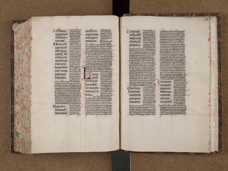 SAINT-OMER, Bibliothèque municipale, 0035, f. 331v - 332