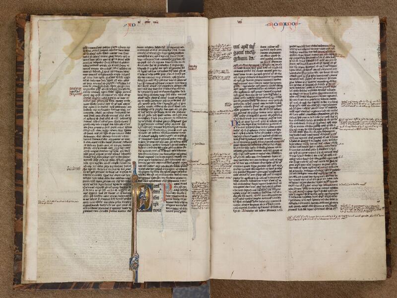 SAINT-OMER, Bibliothèque municipale, 0036, f. 001v - 002
