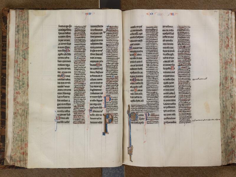 SAINT-OMER, Bibliothèque municipale, 0036, f. 103v - 104