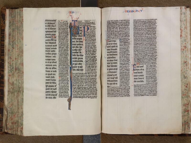 SAINT-OMER, Bibliothèque municipale, 0036, f. 199v - 200