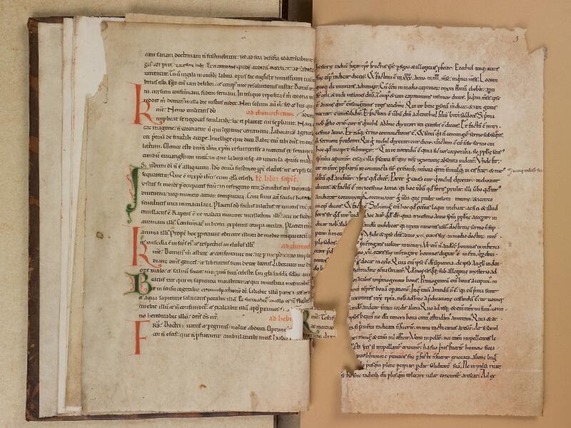 SAINT-OMER, Bibliothèque municipale, 0043, f. 002v - 003
