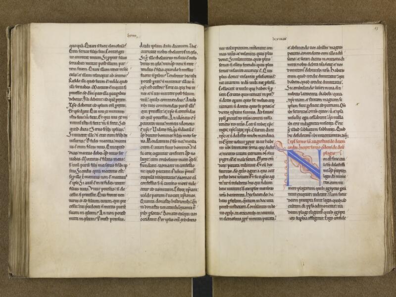 SAINT-OMER, Bibliothèque municipale, 0046, f. 066v - 067