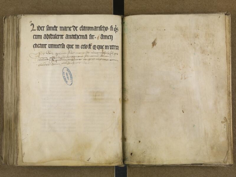 SAINT-OMER, Bibliothèque municipale, 0046, f. 129v - f. 000B