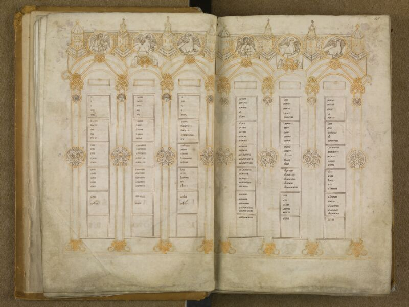 SAINT-OMER, Bibliothèque municipale, 0056, f. 014v - 015