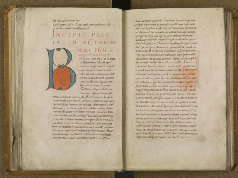 SAINT-OMER, Bibliothèque municipale, 0056, f. 029v - 030