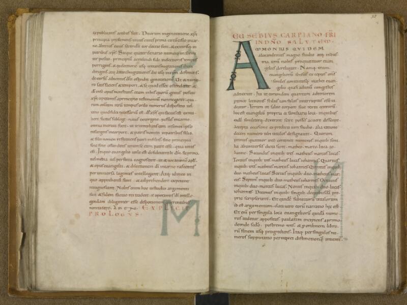 SAINT-OMER, Bibliothèque municipale, 0056, f. 031v - 032