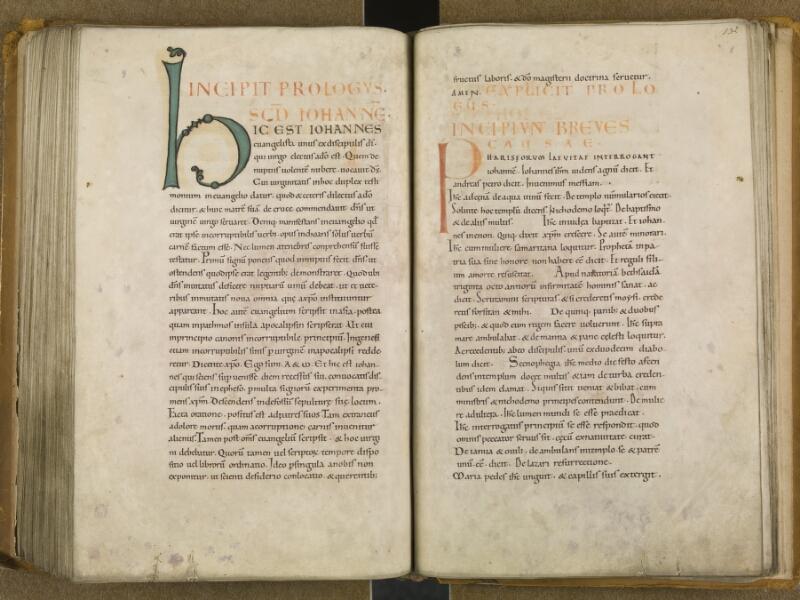 SAINT-OMER, Bibliothèque municipale, 0056, f. 131v - 132