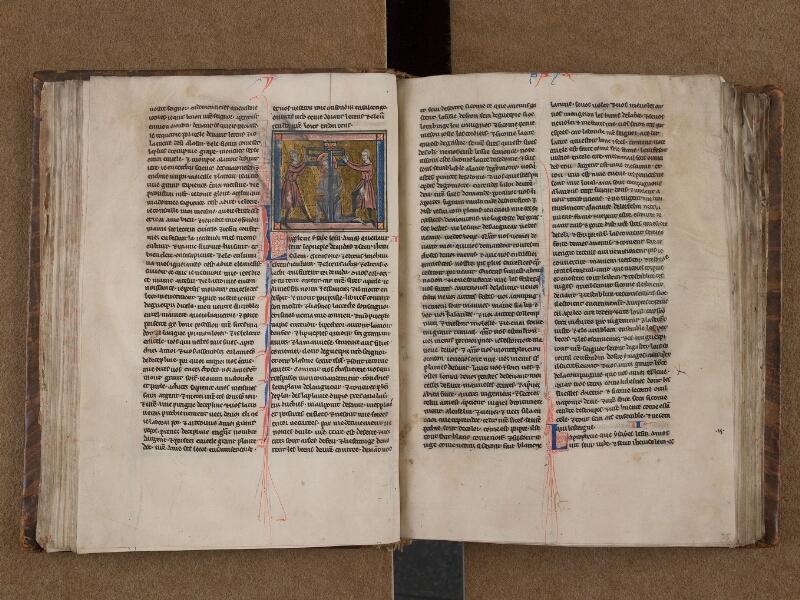SAINT-OMER, Bibliothèque municipale, 0068, f. 054v - 055