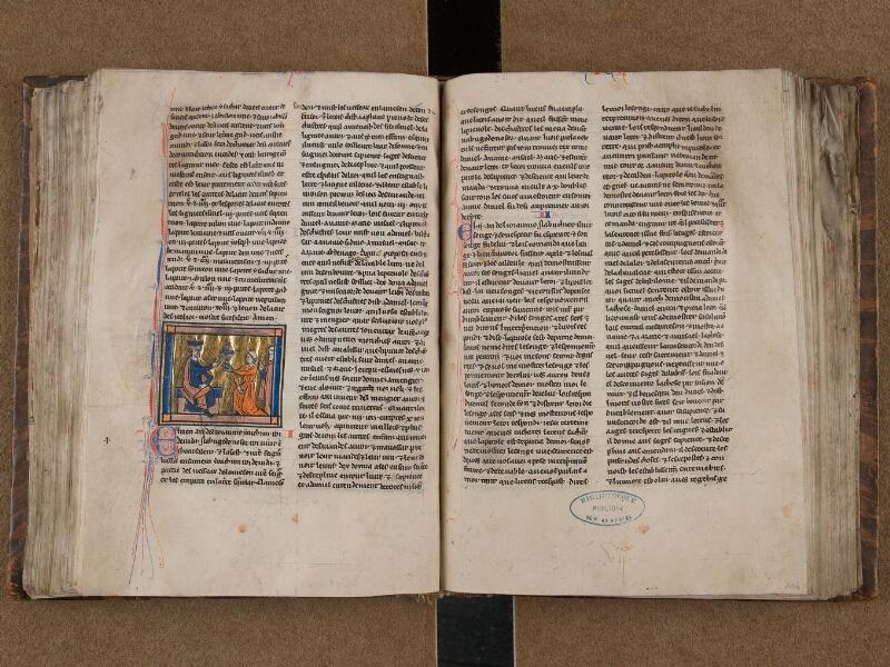 SAINT-OMER, Bibliothèque municipale, 0068, f. 115v - 116