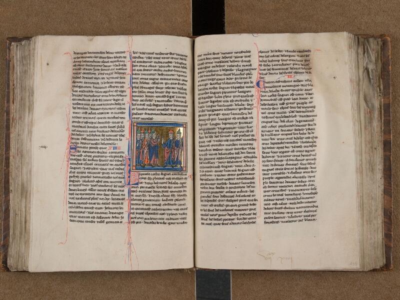 SAINT-OMER, Bibliothèque municipale, 0068, f. 129v - 130
