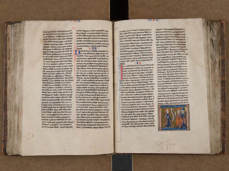 SAINT-OMER, Bibliothèque municipale, 0068, f. 133v - 134