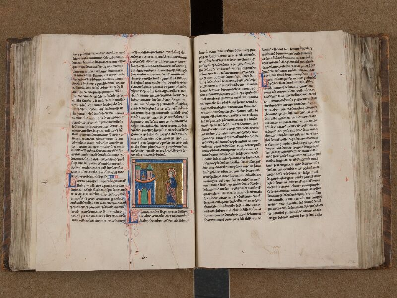 SAINT-OMER, Bibliothèque municipale, 0068, f. 135v - 136