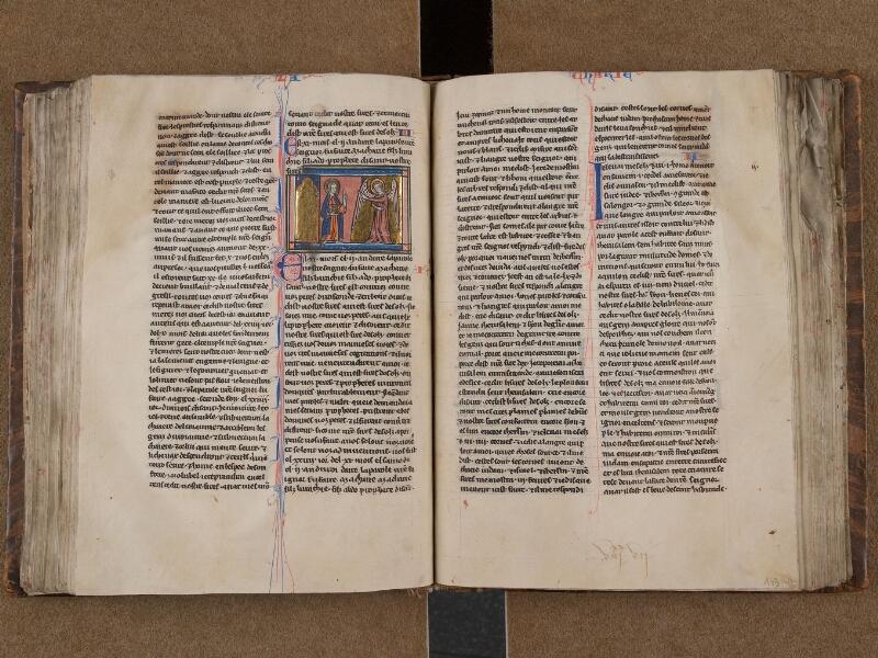SAINT-OMER, Bibliothèque municipale, 0068, f. 142v - 143