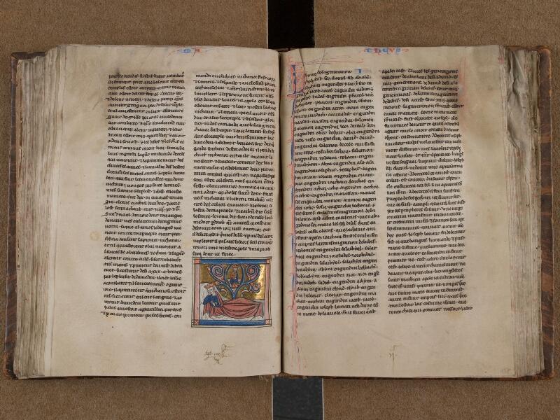 SAINT-OMER, Bibliothèque municipale, 0068, f. 156v - 157