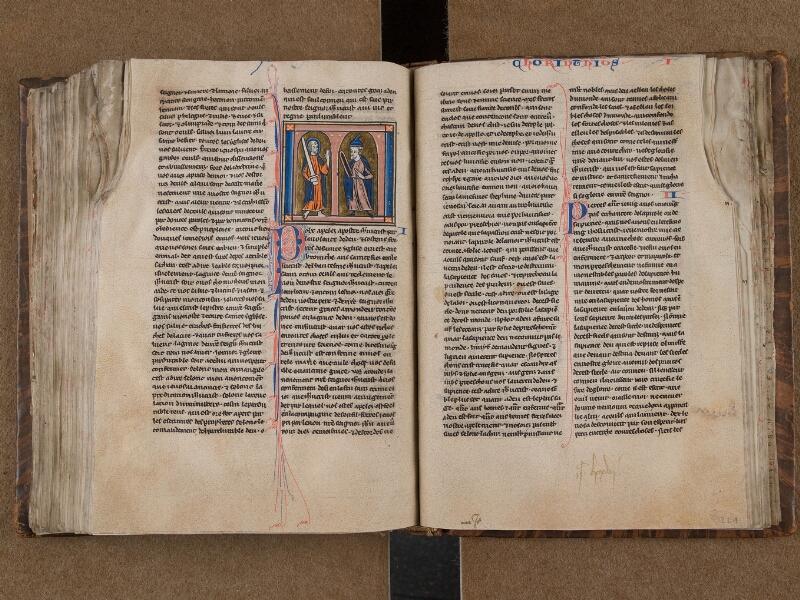 SAINT-OMER, Bibliothèque municipale, 0068, f. 220v - 221