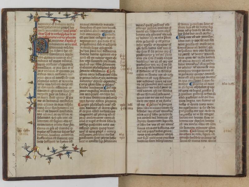 SAINT-OMER, Bibliothèque municipale, 0070, f. 003v - 004