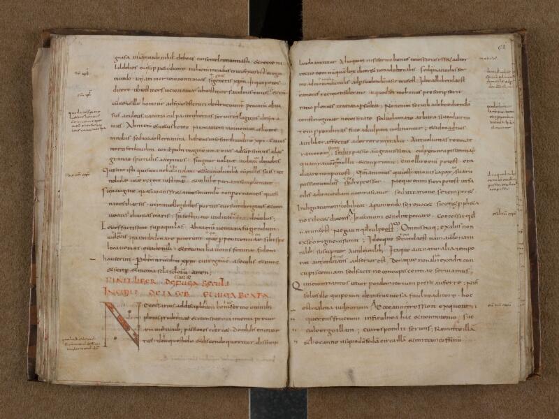 SAINT-OMER, Bibliothèque municipale, 0072, f. 061v - 062r