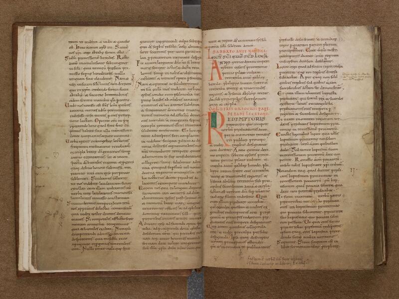 SAINT-OMER, Bibliothèque municipale, 0075, f. 008v - 009