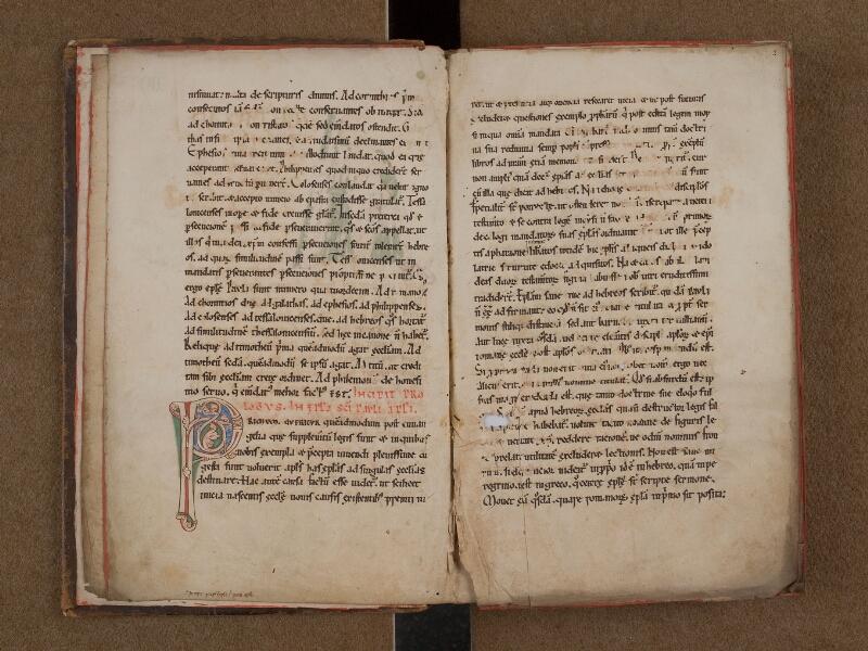 SAINT-OMER, Bibliothèque municipale, 0087, f. 001v - 002