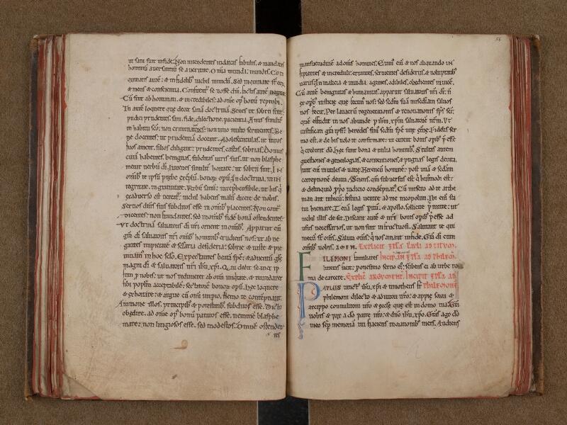 SAINT-OMER, Bibliothèque municipale, 0087, f. 055v - 056