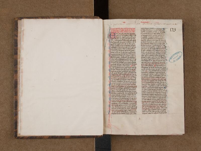SAINT-OMER, Bibliothèque municipale, 0088, f. 000Cv - f. 001