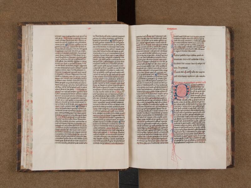 SAINT-OMER, Bibliothèque municipale, 0088, f. 022v - 023