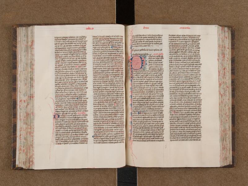 SAINT-OMER, Bibliothèque municipale, 0088, f. 084v - 085