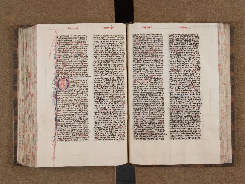 SAINT-OMER, Bibliothèque municipale, 0088, f. 172v - 173