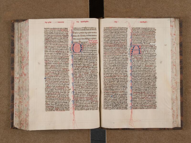 SAINT-OMER, Bibliothèque municipale, 0088, f. 181v - 182