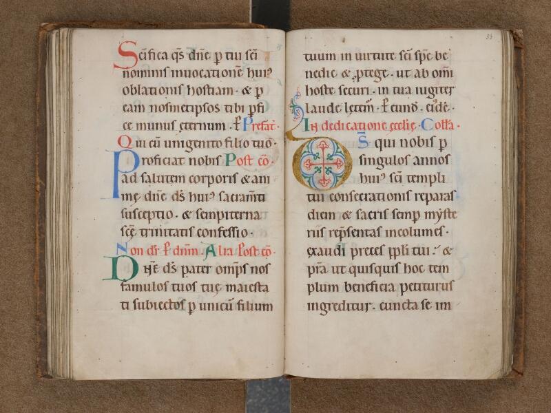 SAINT-OMER, Bibliothèque municipale, 0089, f. 052v - 053