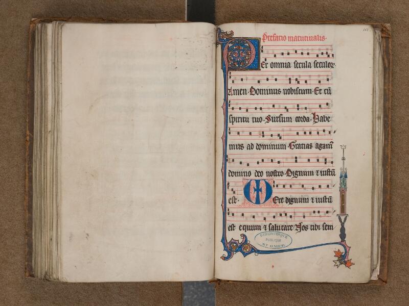 SAINT-OMER, Bibliothèque municipale, 0089, f. 100v - 101