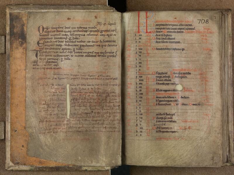 SAINT-OMER, Bibliothèque municipale, 0093, f. 001v - 002