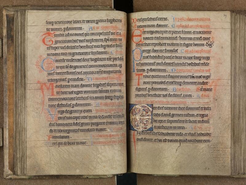 SAINT-OMER, Bibliothèque municipale, 0093, f. 038v - 039