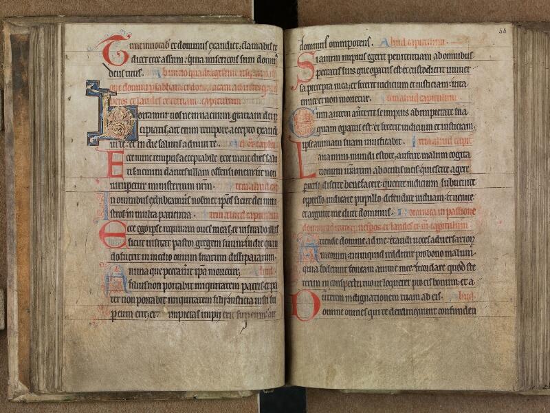SAINT-OMER, Bibliothèque municipale, 0093, f. 043v - 044