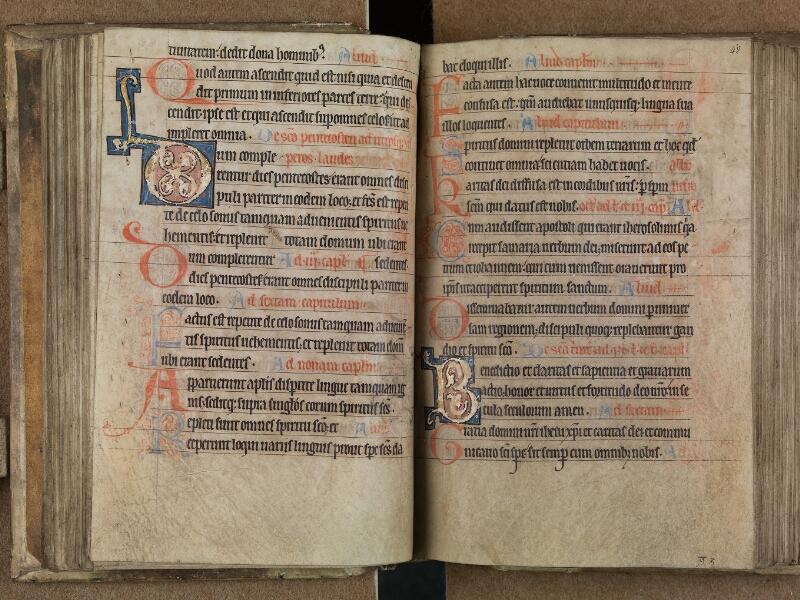 SAINT-OMER, Bibliothèque municipale, 0093, f. 047v - 048