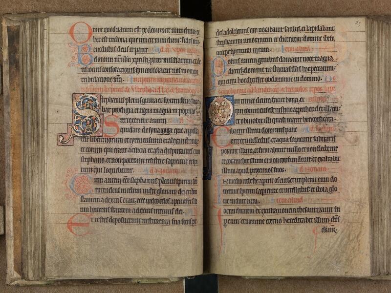 SAINT-OMER, Bibliothèque municipale, 0093, f. 048v - 049